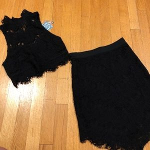 Intimately free people lace two piece.
